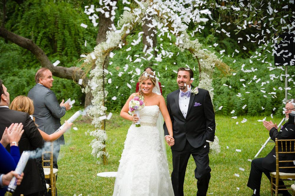 The Veranda Wedding Scene