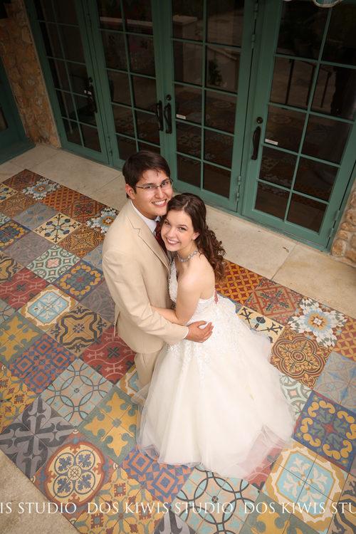 The Veranda Groom and Bride