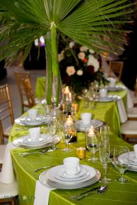 The Veranda Table Settings